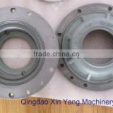 sand casting cast iron HT250 grinding machining customized agricultural truck use Wheel Hub