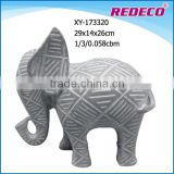 wholesale handcraft resin bulk elephant figurines for decor