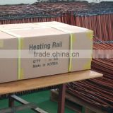 Easy to Install & High Heating Efficiency Floor Heating Self Regulating (PTC) Heating Rail(Ladder Shape Heating Cable)