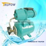 Wholesale 1100W Cast Iron pumps with pressure tank and Max Head 45m