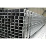 Tianjin Square Rectangular Pipe! Water Well Screen Pipe Black Welded Steel Pipe Production