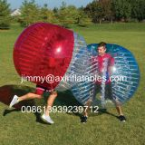 Cheap price 1.0mm PVC/TPU inflatable bubble soccer,football zorb ball,body zorb ball for kids