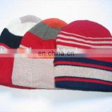 Knit Winter Recycled pet fashion new style cap