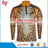 MMA sublimation printing long sleeves rash guards long sleeve mens fitness running t shirt compression wear mma rash guard