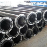 UHMW PE pipe to convey foodstuff
