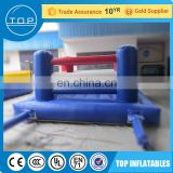exciting inflatable boxing ring with glove for sale, hot sale inflatable boxing field, fighting equipment