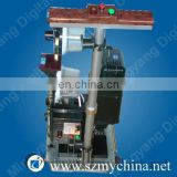 stable high speed automatic eyelet machine for PVC flex banner