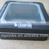 Stamping smartphone component metal packaging box