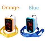 Easeai Finger Pulse Oximeter Four Color Heart Rate SpO2 CE DB11