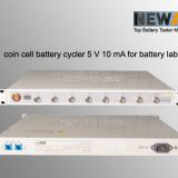 battery cycler battery cycle life test equipment coin cell battery cycler for materials researching