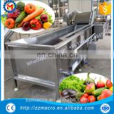 bubble type fruit and vegetable washing machine