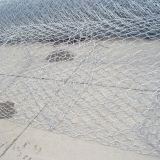 Double Twisted Hexagonal Galfan Coated Gabion basket for soil erosion protection