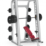 CM-0623 Counter-balanced Smith Machine Gym Weight Lifting Equipment