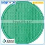 SMC/BMC/FRP Cast iron manhole cover
