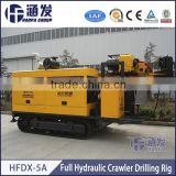 Mining exploration HFDX-5A diamond core drilling rigs price                                                                                                         Supplier's Choice