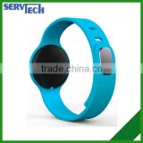 Private Smart Bracelet Passed CE&Rohs&FCC certificate Touch Operated IP67 Waterproof Smart Bluetooth Bracelet 2015(E06)