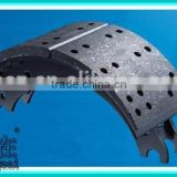 factory direct sale heavy duty semi trailer brake shoes brack system
