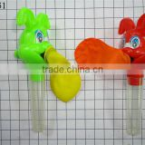 White Rabbit Candy Toy balloons