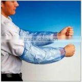 "Xiantao Supplier Seller Plastic PE oversleeve sleeve covers 16"" 18"" room cleaning food industry"