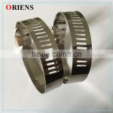 American type hose clamp screw clamp