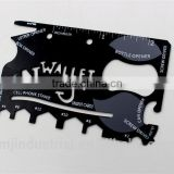 Multi Tools Hunting Survival Camping Military Credit Card Knife                                                                         Quality Choice