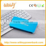 OEM Custom Logo 4000mah Ultra Slim Portable Charger External Battery Pack Backup Power Bank