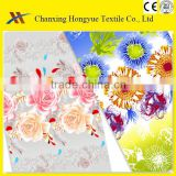 microfiber 100%polyester printed fabric/brushed soft handle fabric for bed sheets,mattress cover