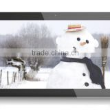 21.5 inch full HD resolution digital signage support 10-points multi-touch