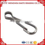 Cheap Price High quality Nickel Plated zinc plated Swivel Single Hook China Supplier Hardware