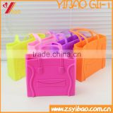 Wholesale Candy Color Silicone Handbags