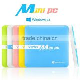 Voyo Mini PC windows8.1 2GB 64GB Intel Z3735F Quad Core Activated Window with bing Mini Computer                                                                         Quality Choice