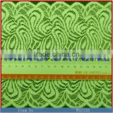 dongguan wholesale fabric china lace fabric/jacquard elastic ribbon fabric