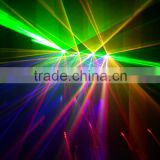 best price led stage light programmable projector laser light RGB animation laser for promotion