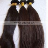 Most fashionable unprocessed virgin brazilian hair machine har weft hair extension china
