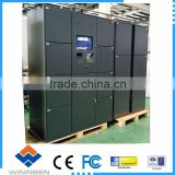 Railway station luggage deposit locker cabinet                                                                         Quality Choice
