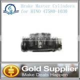 Brand New Brake Master Cylinders for HINO 47580-1030 with high quality and low price.