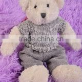 Wholesale Chinese factory custom plush bear small teddy bears toys