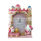 resin photo frame Hello Kitty cute Birthday gift