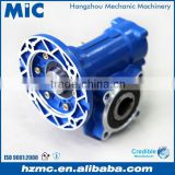 Mechanical Power Transmission VF Series Aluminium Alloy Small Speed Reduce Gearbox with DC Motor