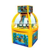 Used Arcade Games Bamboo Water Arcade Game Machine For Sale