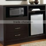 tv lcd wooden cabinet design for hotel furniture