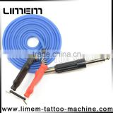 Wholesale!Cheap!blue clipcord for tattoo power supply