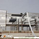 Designed Single Steel Sheet Steel Structure Warehouse / Steel Frame Workshop / Steel Workshop