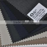 Hot sell polyester viscos blend spandex twill fabric for suit