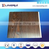 2015 new cheap laminate wall ceiling shower wall panels bathroom wood panel, pvc ceiling boards