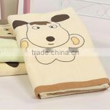 Plain Dyed Printing Towel Stock Lot Promotion Cotton Bath Towel Dog Towel
