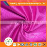 Anti-static waterproof polyester basketball athletic knit fabric for shoes