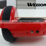 China Wellon manufacturer hoverboard with bluetooth handicapped scooter 2 wheel hoverboard