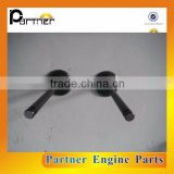 1Y&2Y&3Y Engine component intake valve and exhaust valve IN:13711-71010 EX:13715-71010
