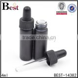 1ml 2ml 3ml 4ml 5ml tubular glass serum dropper vial with plastic dropper cap                                                                         Quality Choice